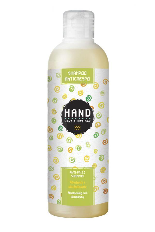 Shampoo capelli anti crespo